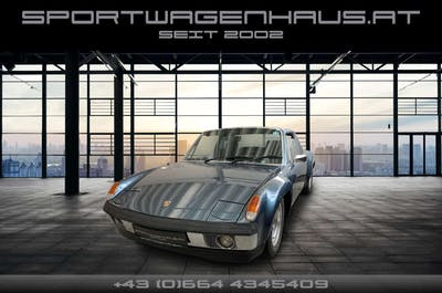 Porsche 914 914.6 GT Recreation, 2.4T Motor, Wertgutachten bei Sportwagenhaus.at Scheuringer Sportwagen in