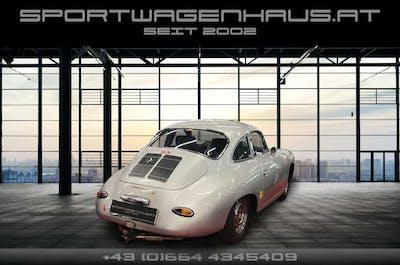Porsche 356 356 C Coupe Rallye, restauriert, sehr sportlich! bei Sportwagenhaus.at Scheuringer Sportwagen in
