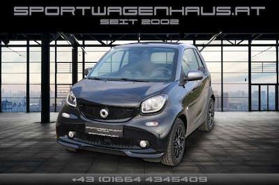smart forTwo cabrio Passion twinamic Aut. nur 6000km, Topausst. bei Sportwagenhaus.at Scheuringer Sportwagen in
