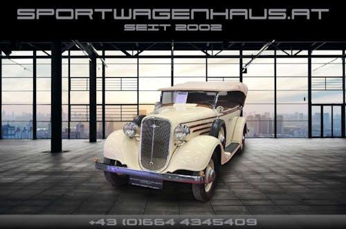 Chevrolet Sonstiges Standard Six Phaeton Tourer, restauriert, Top!!! bei Sportwagenhaus.at Scheuringer Sportwagen in