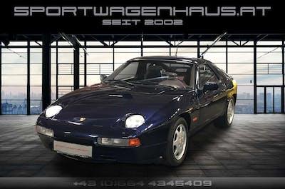 Porsche 928 928 GT Schalter, Serviceheft, aus Sammlung! bei Sportwagenhaus.at Scheuringer Sportwagen in