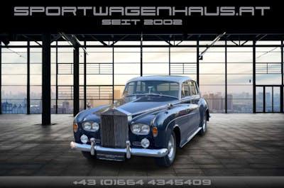 Rolls-Royce Sonstiges Silver Cloud III, seit 1994 in Ö, Sammlerstk. bei Sportwagenhaus.at Scheuringer Sportwagen in
