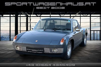 Porsche 914 914.6 GT Recreation, 2.4T Motor, Wertgutachten bei Sportwagenhaus.at Scheuringer Sportwagen in