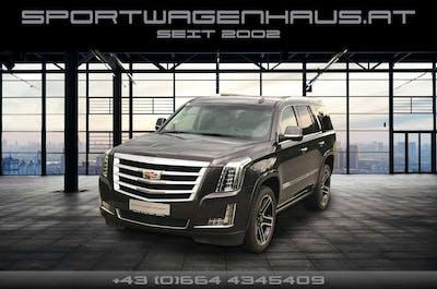 Cadillac Escalade 6,2l V8 AWD Premium Aut. bei Sportwagenhaus.at Scheuringer Sportwagen in